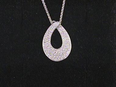 .50ctw Diamond Pendant