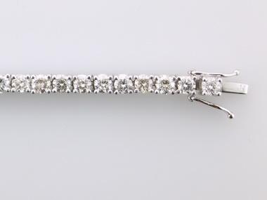 6.57 ctw Tennis Bracelet