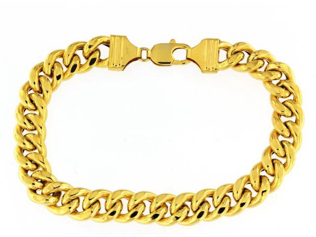 10KT Cuban Link Chain