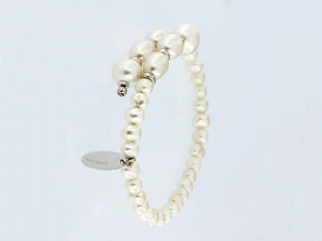 Bypass Pearl Bracelet