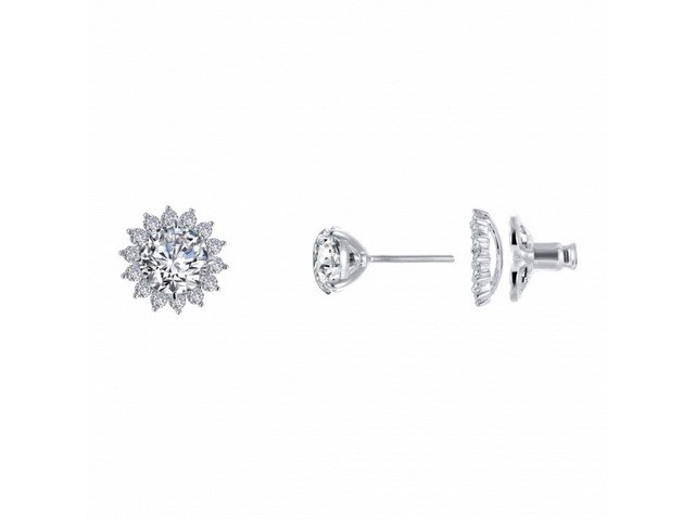 Cubic Stud with Halo Jackets