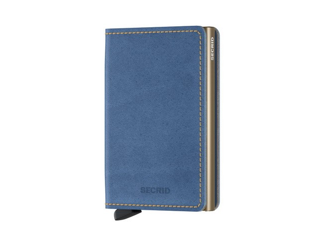 Indigo 3 Slim Wallet