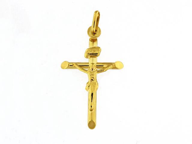 10KT Gold Cross