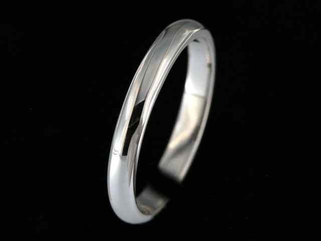 3 mm Domed Band