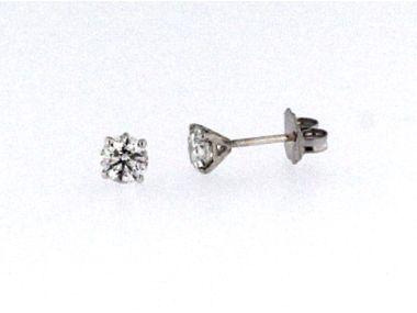 0.84 ctw Diamond Studs