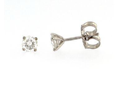 0.53 ctw Diamonds Studs