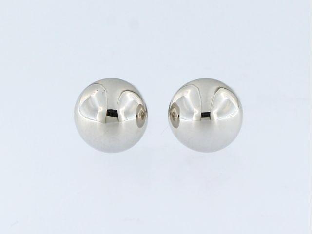 8 mm Ball Stud Earrings