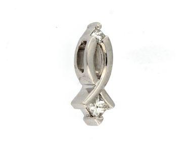 0.33 ctw Diamond Pendant