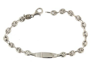 10KT ID Bracelet