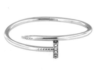 "Diamond ""Spike"" Bracelet"