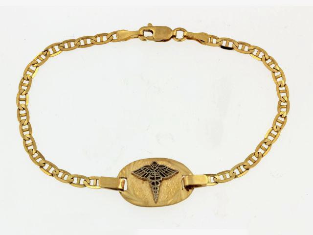 Medic Alert Bracelet