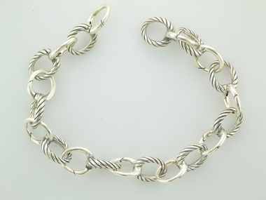 Bracelet with Rope Detail