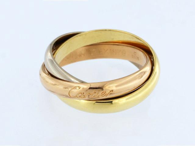 Cartier Trinity Rings
