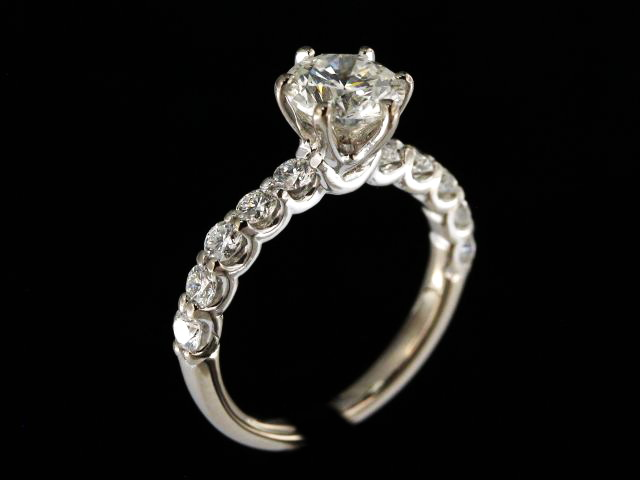 1.54ctw Engagement Ring