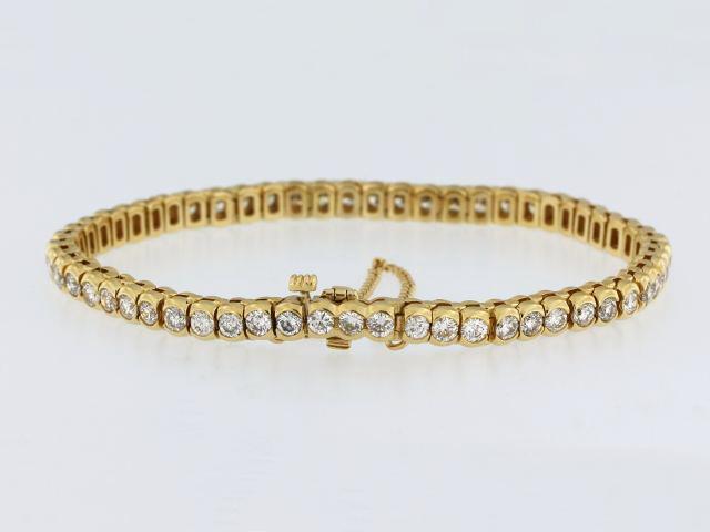 5.00 ct Diamond Bracelet