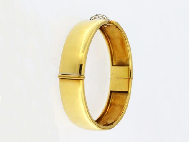 Fancy Diamond Bracelet