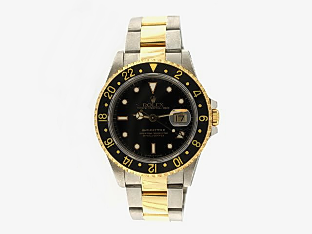 Gents Rolex GMT II
