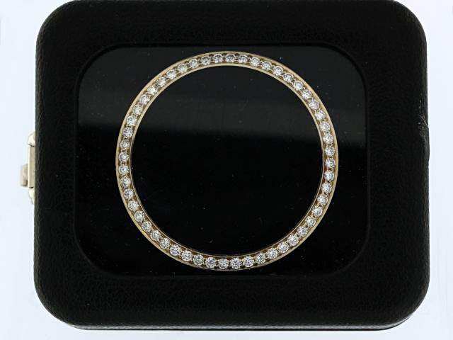 18KT Diamond Watch Bezel