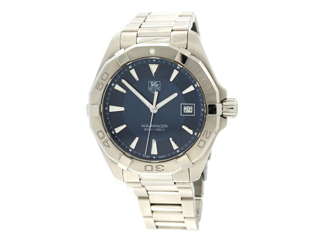 Gents Steel Tag Heuer Aquaracer