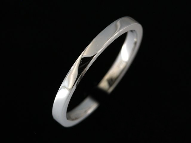 2 mm Gold Band