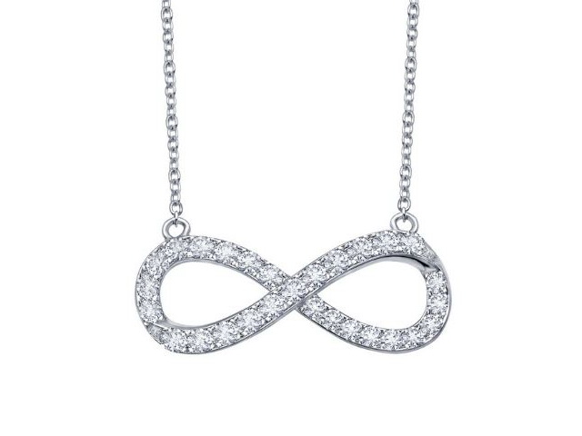Cubic Infinity Necklace