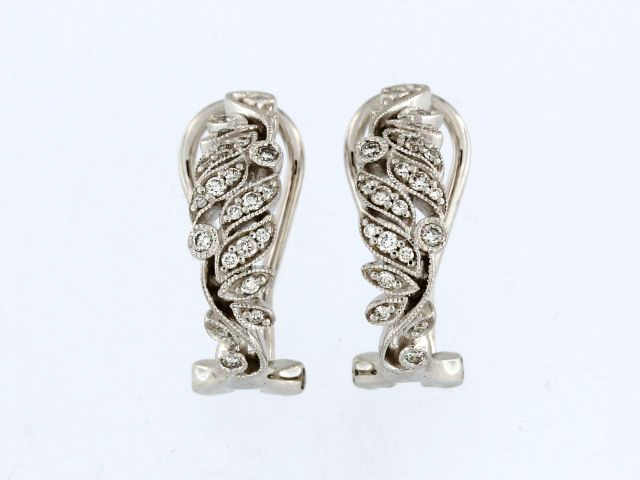 Filigree Style Earrings