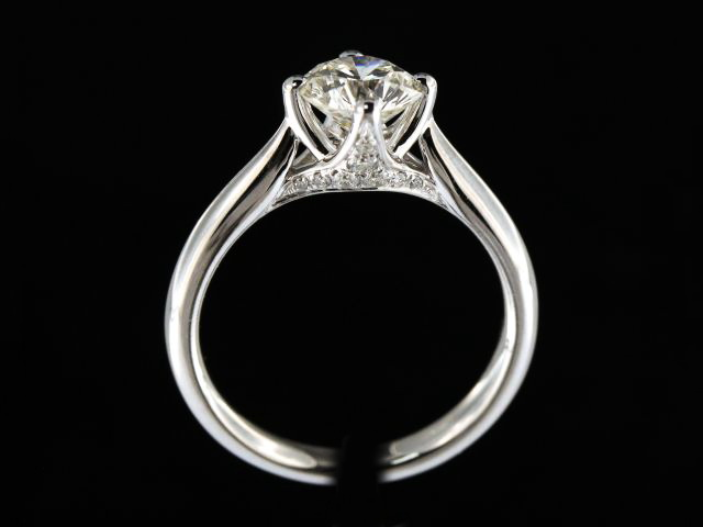 1.17 ct Engagement Ring