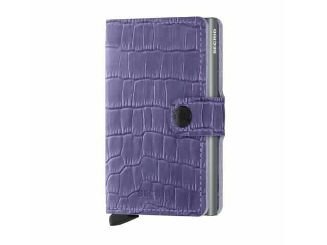 Lavender Secrid Mini Wallet
