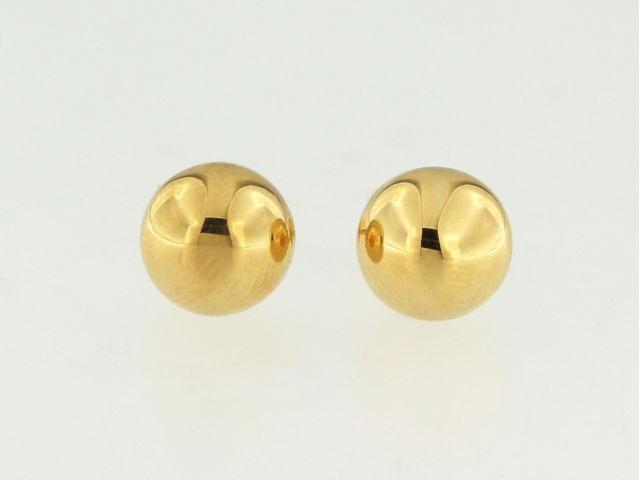 8 mm Ball Earrings