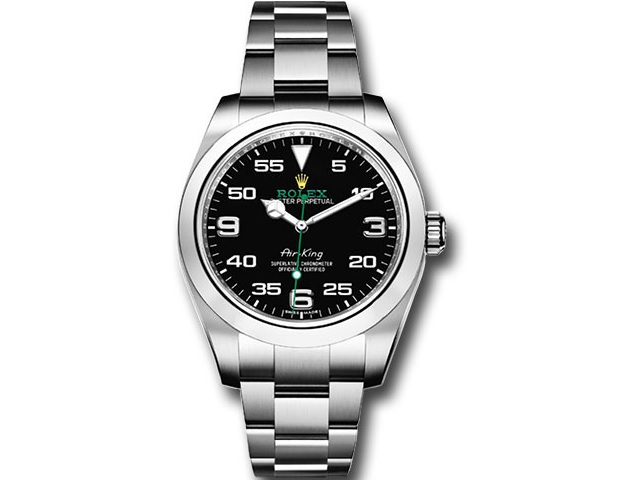 Rolex Air King Gent's Watch, No Box