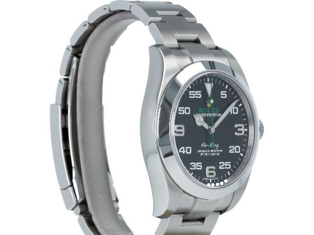 Rolex Air King Gent's Watch + Box