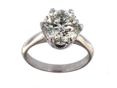 5.02 Ct Engagement Ring