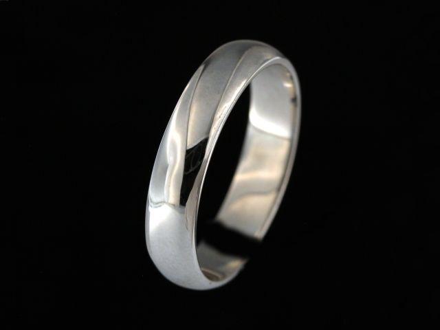 5 mm Platinum Wedding Band