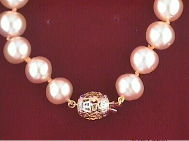 Yellow South Sea Pearls