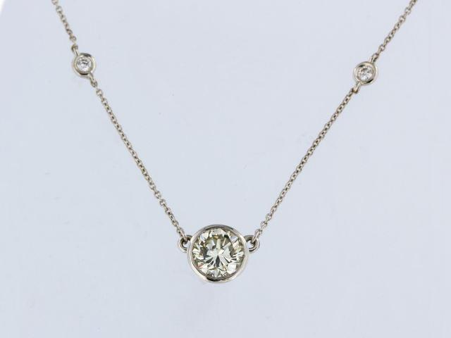 1.27 ctw Diamond Necklace