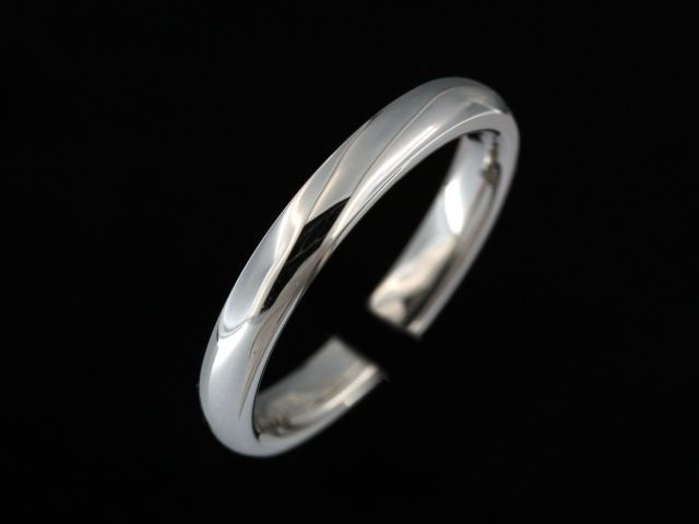 2.50 mm Domed Band
