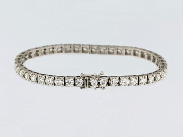4.65 ct Diamond Bracelet