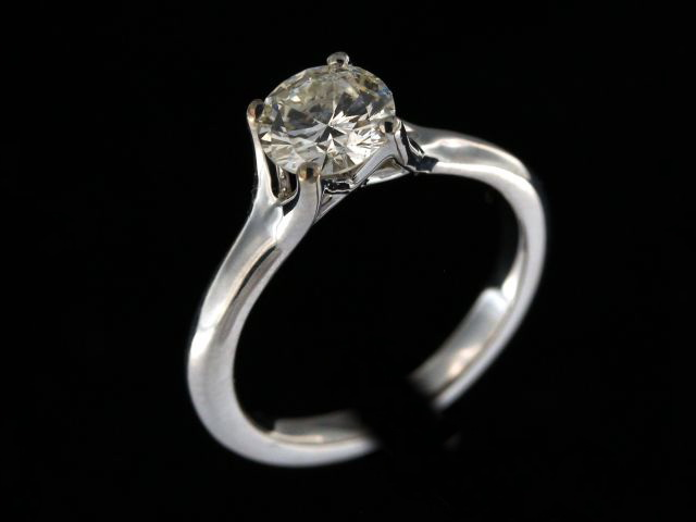 1.00 ct Solitaire Ring