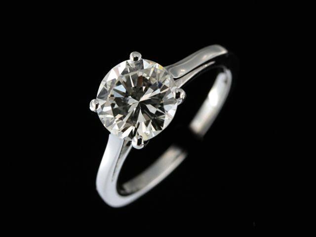 1.86 ct Engagement Ring
