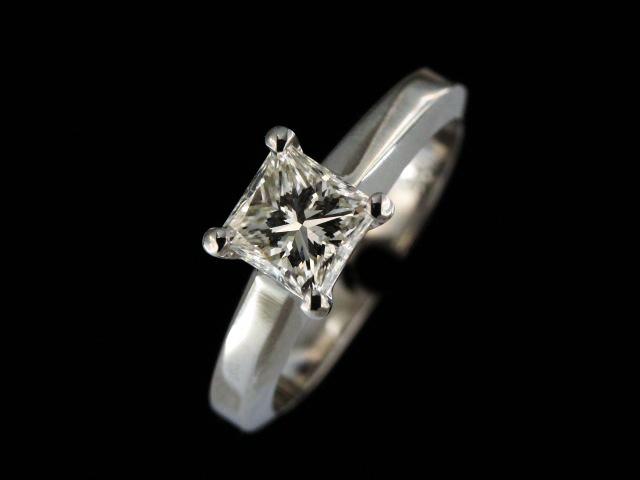 1.11 ct Engagement Ring