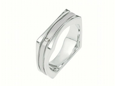 Sample Dia Ring Est .02 Ctw
