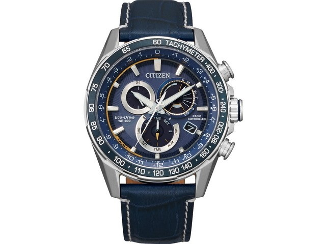 Gents Atomic Time Eco Drive