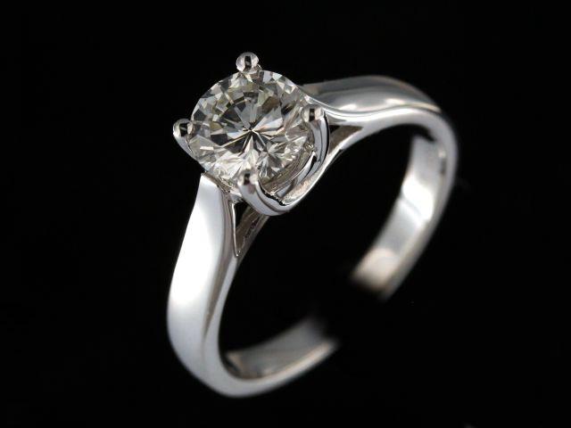 1.08 ct Engagement Ring