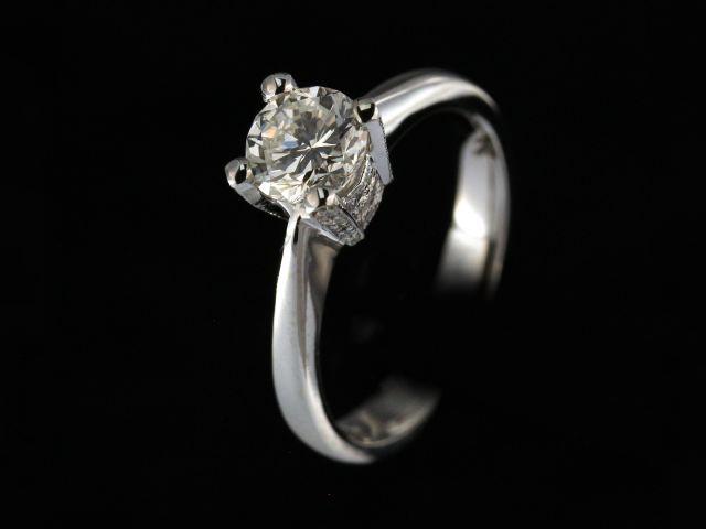 0.99 ct Engagement Ring
