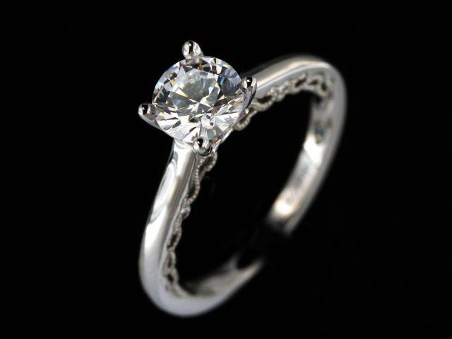 1.04 ct Engagement Ring