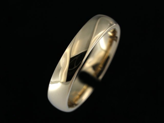 5.00 mm Domed Band