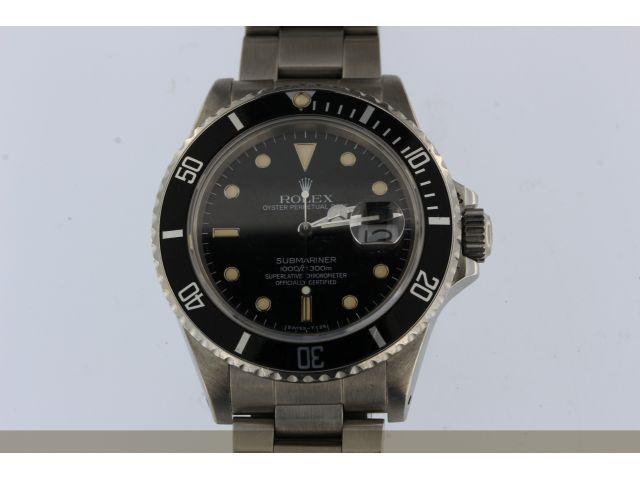 Rolex Submariner Vintage Gents Watch