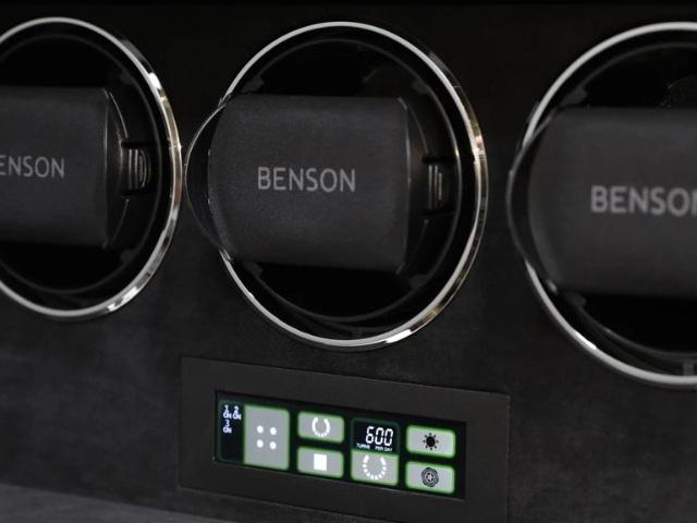 Benson Compact Triple Watch Winder